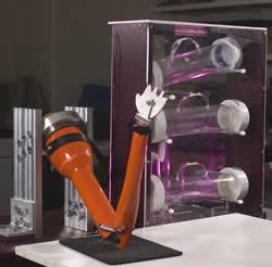 Robotarmeap